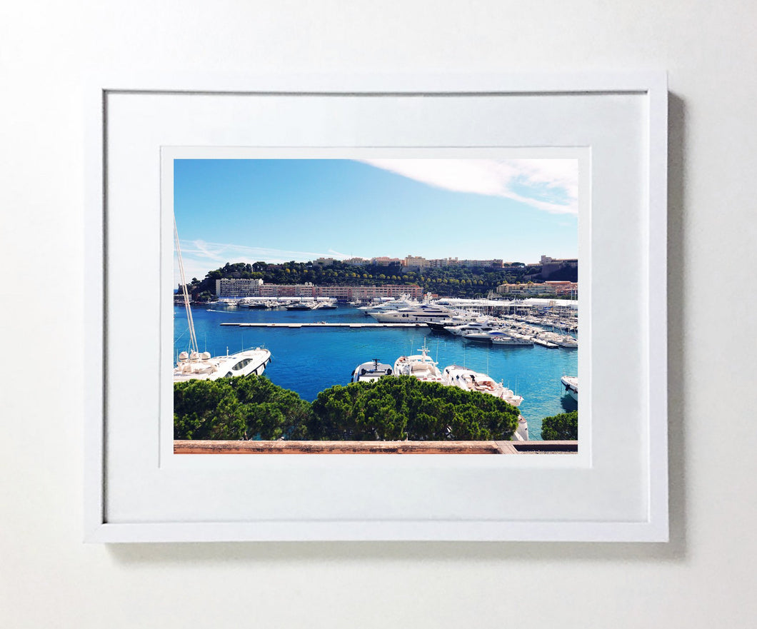 Monte Carlo Harbour #3 (Ltd Edition)