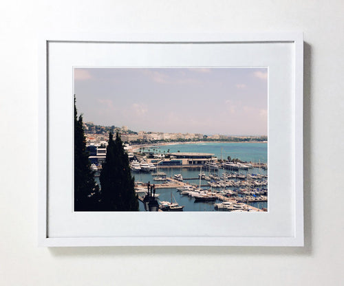 Cannes Harbour (Open Edition)