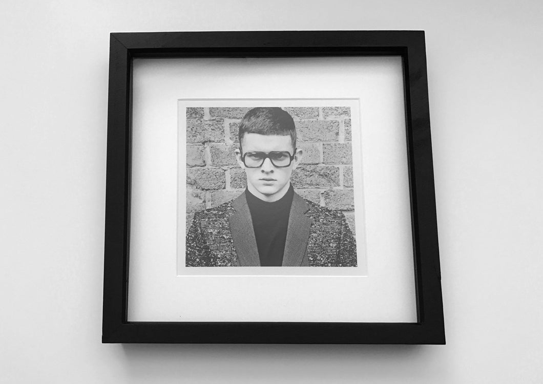 Michael Morgan Portrait (Limited Edition Framed)