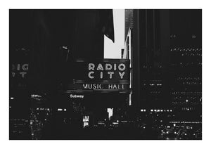 Radio City, NYC (Ltd Edition)