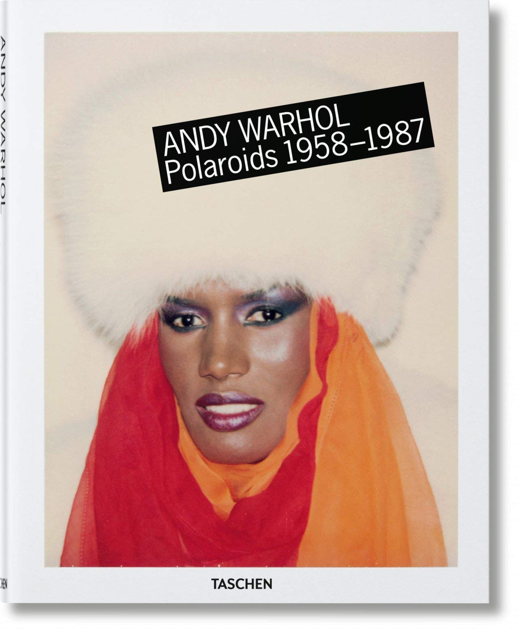 Andy Warhol. Polaroids by Richard B. Woodward (Hardcover)