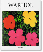 Load image into Gallery viewer, Warhol (Basic Art Series 2.0) by Klaus Honnef (Hardcover)