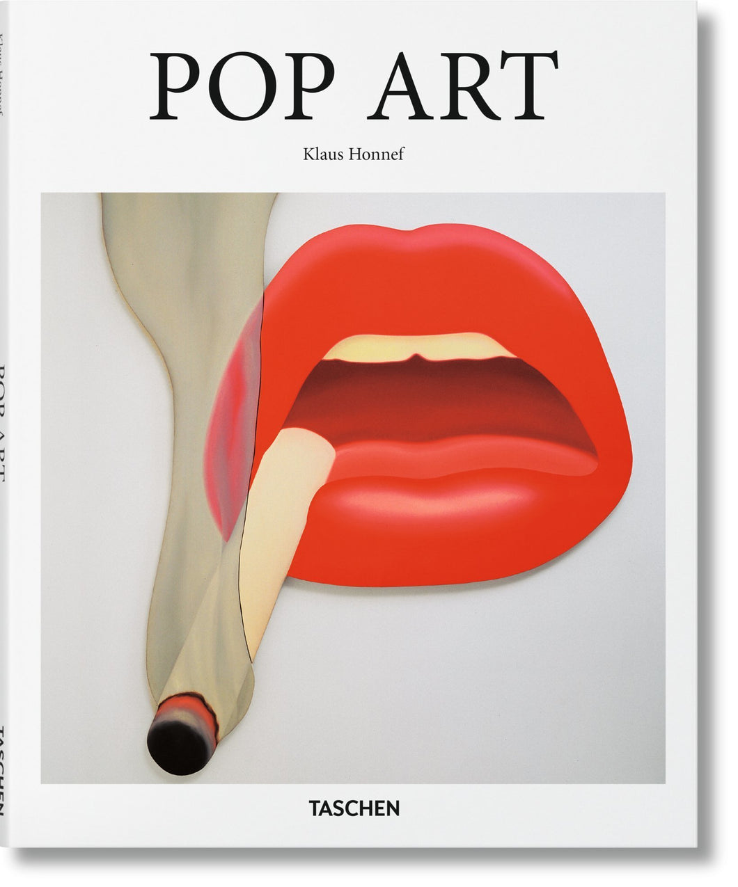 Pop Art (Basic Art) by Klaus Honnef (Hardcover)