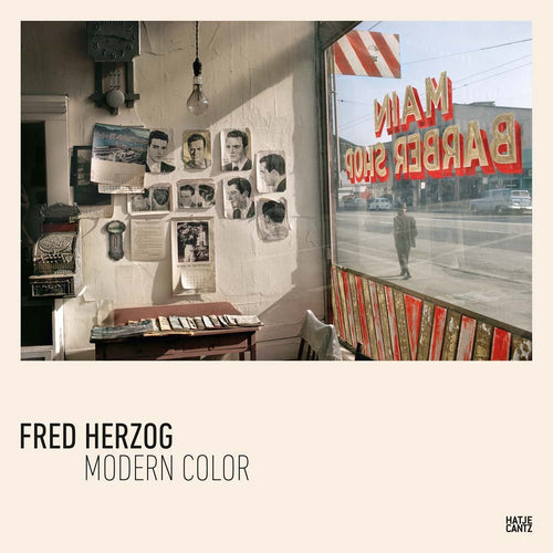 Modern Color by Fred Herzog (Hardcover)