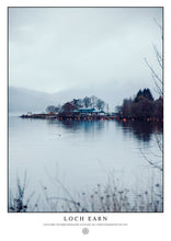Load image into Gallery viewer, Loch Earn, Scotland (Signed Poster)