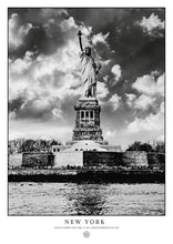 Load image into Gallery viewer, Statue of Liberty, New York (Poster)