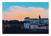 Load image into Gallery viewer, Albi Skyline at Night by Ian Cole (Limited Edition)
