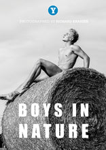 Load image into Gallery viewer, Boys In Nature by Richard Kranzin