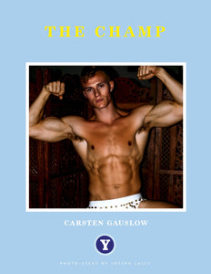 The Champ Vol 6: Carsten Gauslow