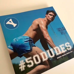 #50DUDES Model Photo-Book Vol 1