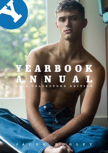 Yearbook Annual 2018