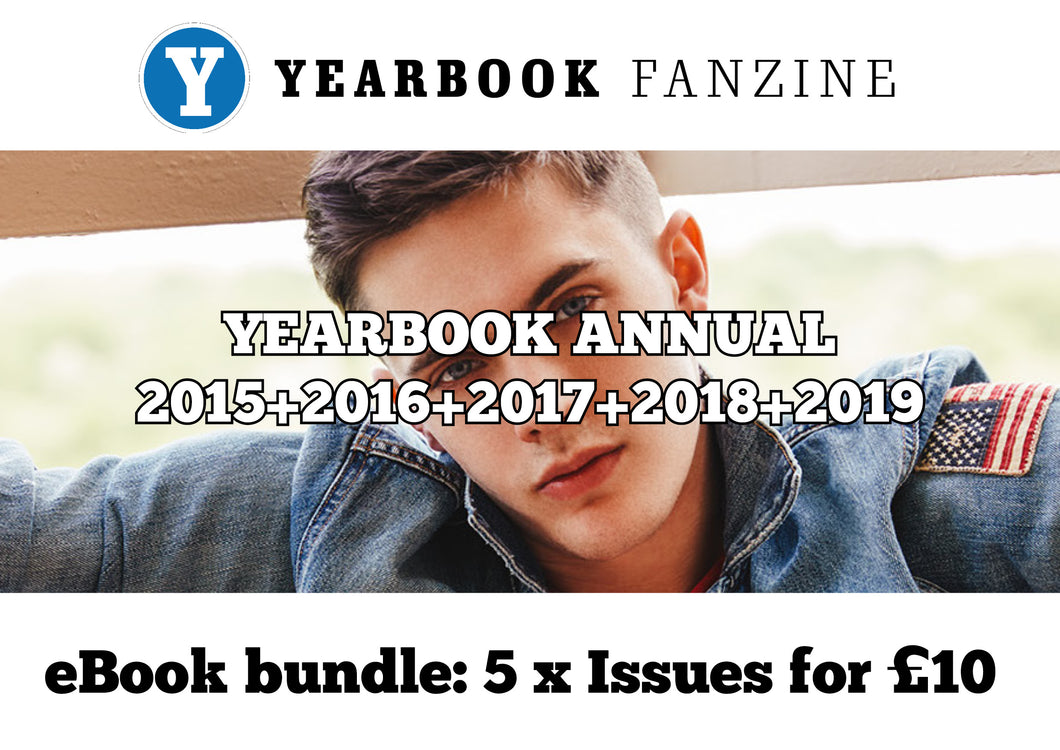 Yearbook Annual eBook Bundle