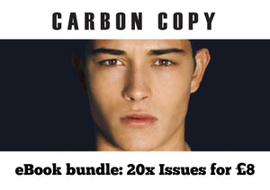 Carbon Copy eBook Bundle (Issues 1-20)