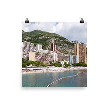 Load image into Gallery viewer, Monte Carlo Beach (Open Edition)