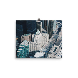 Financial District, Downtown Toronto (Open Edition)