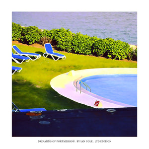 Dreaming of Portmeirion (Ltd Edition Print)