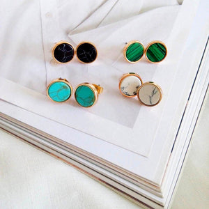 Round Earrings - TK Trends Boutique