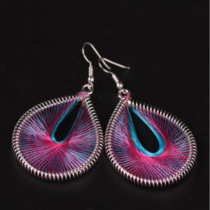 Bohemian Style Wind Earrings - TK Trends Boutique