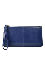 Red Knitted Peplum Skirt & Jumper Co-Ord