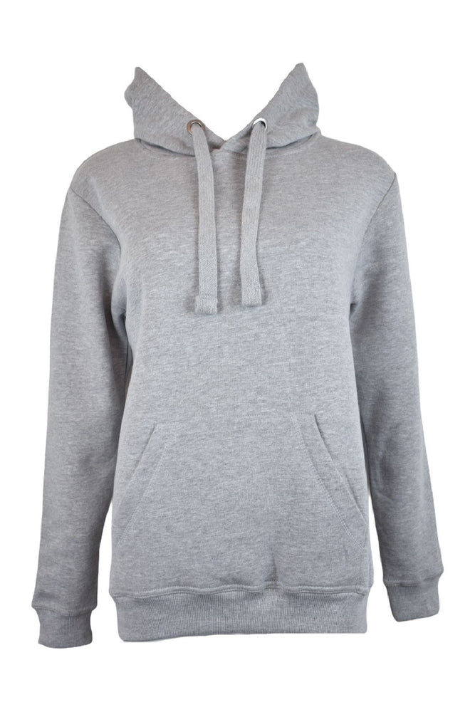 Grey Thick Tie Oversized Hoodie