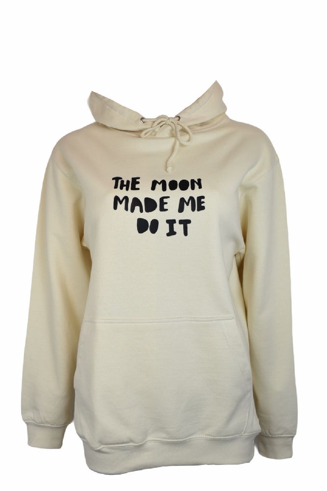 "Cream ""The Moon Made Me Do It"" Hoodie"