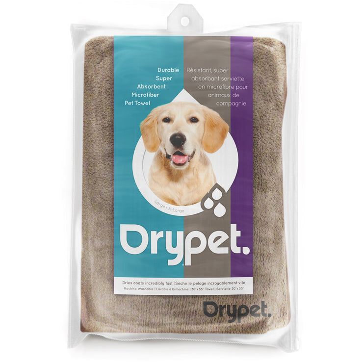 drypet large towel