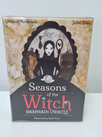 Seasons of the Witch: Samhain Oracle