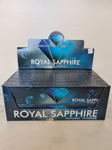 Royal Sapphire incense