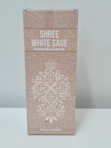 White Sage incense -Shree
