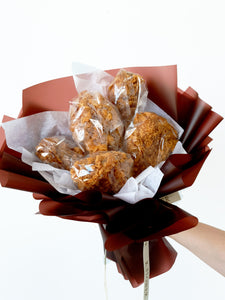 Full Of Love - Fried Chicken Bouquet