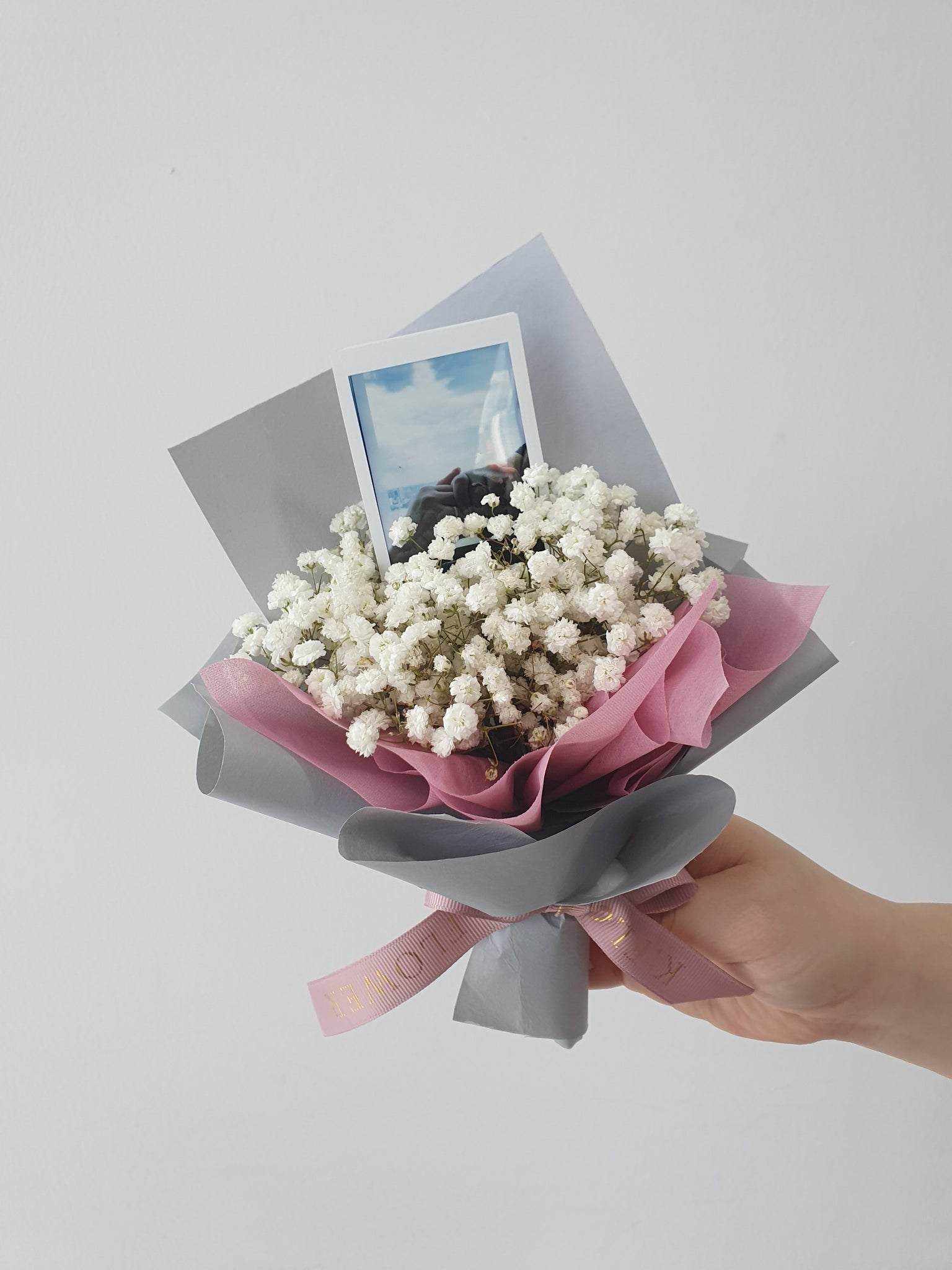 Polaroid Bouquet