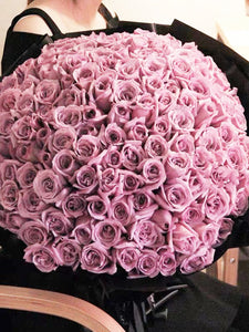 999 Purple Rose - K. FLOWER