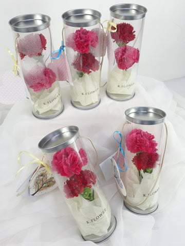 Carnation - In - A - Can - K. FLOWER