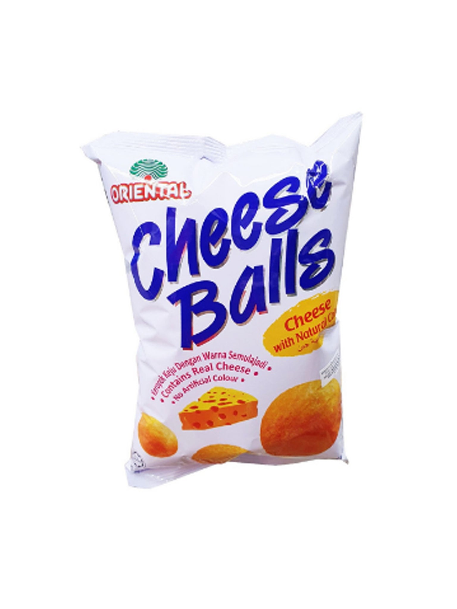 Oriental Cheese Ball 60G