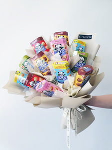 Hello Panda , Snack Bouquet