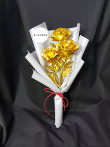 Gold Rose - K. FLOWER