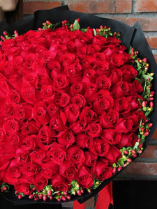 999 Red Rose - K. FLOWER