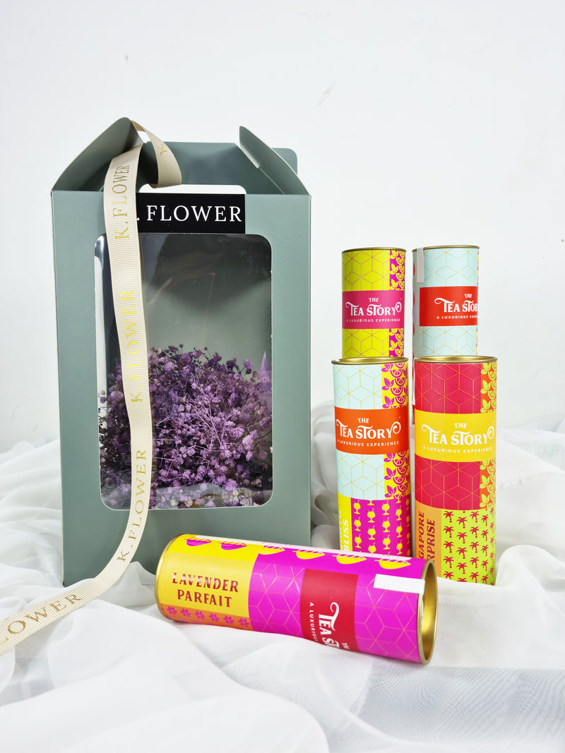 Hari Raya Box - Tea Story Tea Tube