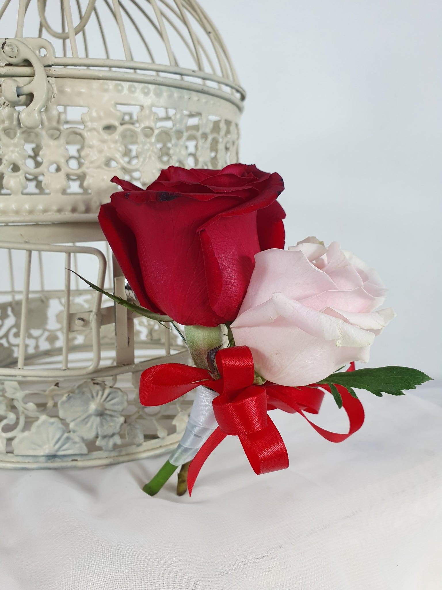 Classic Roses , Corsage - K. FLOWER