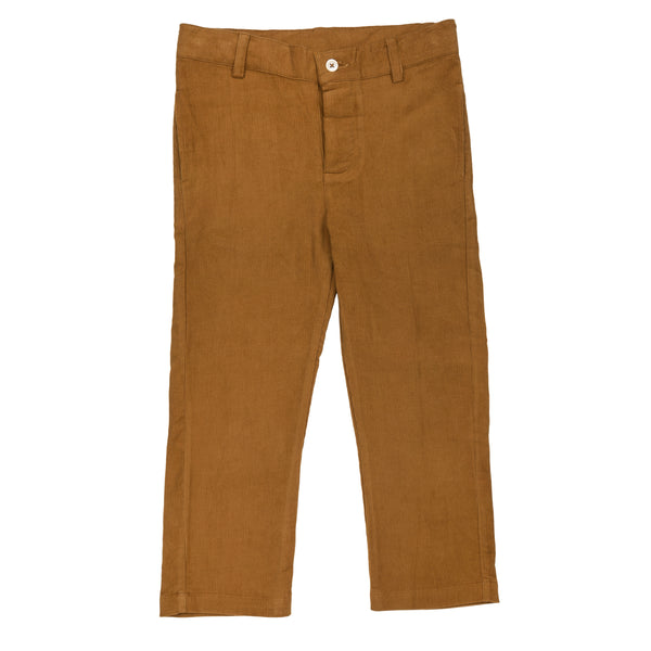 Léo trousers - velours milleraies