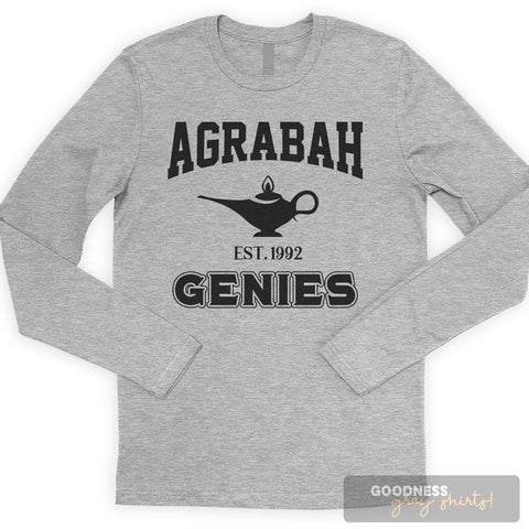 Agrabah Genies Long Sleeve T-shirt
