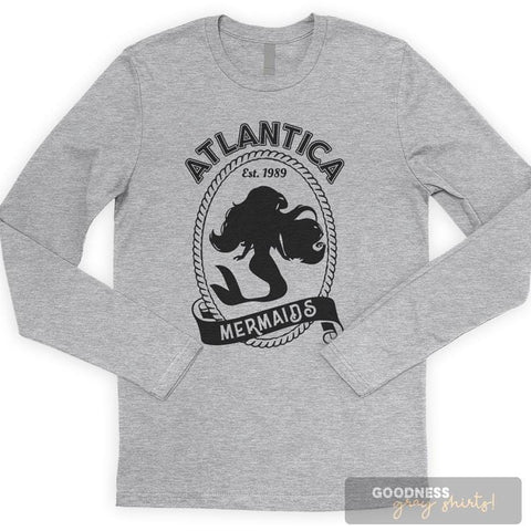 Atlantica Mermaids Long Sleeve T-shirt