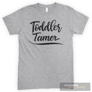 Toddler Tamer Heather Gray Unisex T-shirt