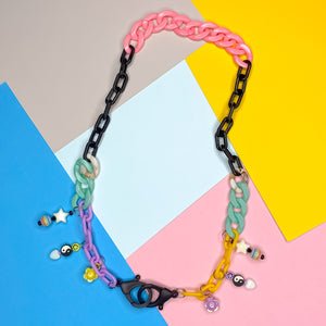 Color Balance Mixed Mask Chain