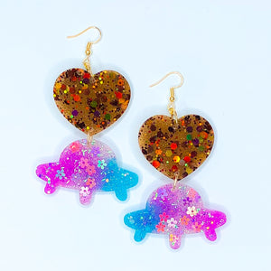 Kawaii Treat Space Voyager Dangles