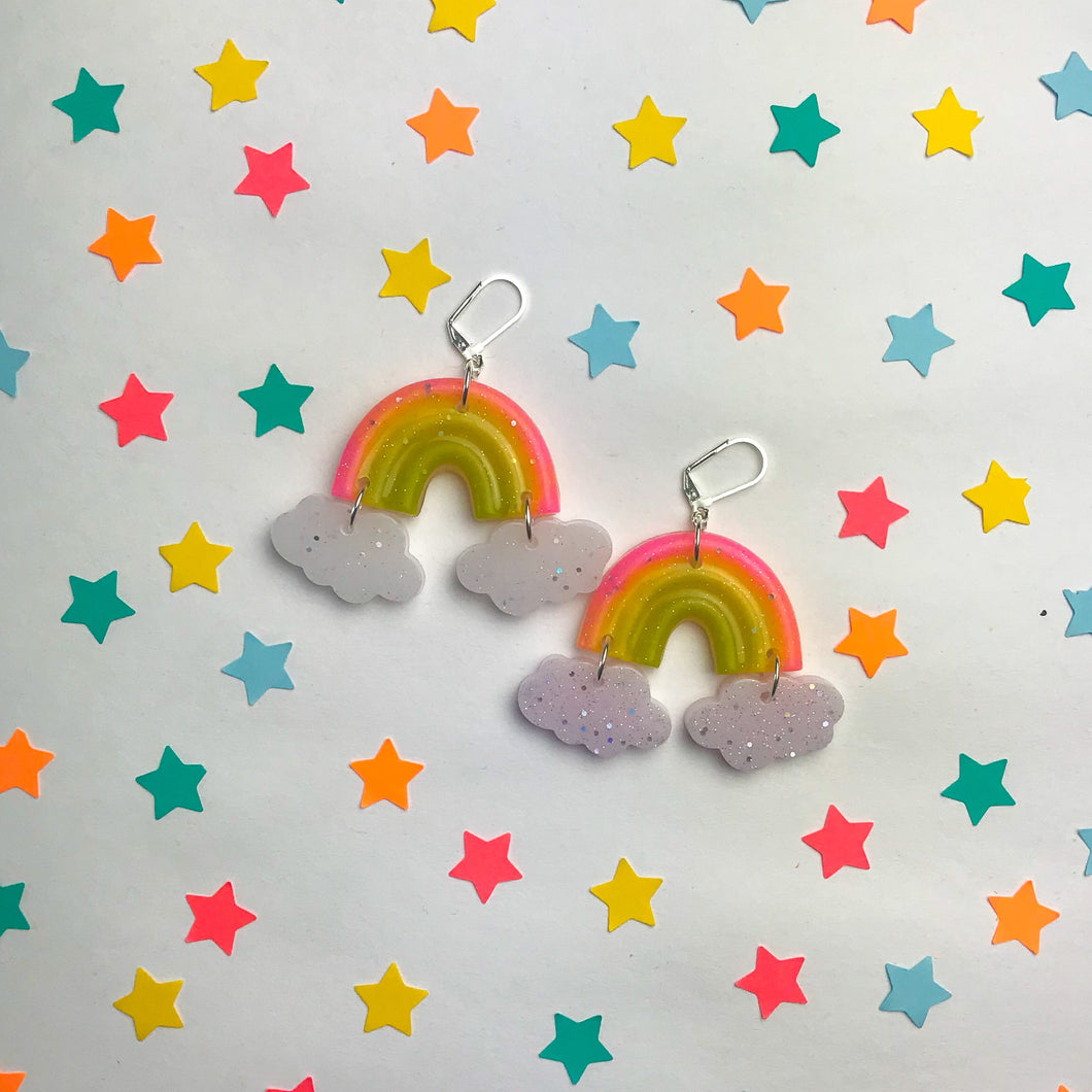 Kawaii Rainbow *MADE 2 ORDER*