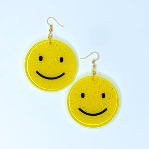 Classic Yellow Smiley **MADE 2 ORDER**