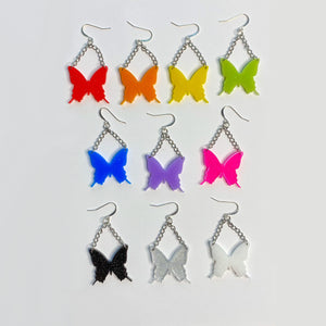 Butterfly !! Pick ur color !!* MADE 2 ORDER *