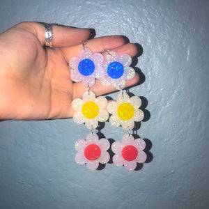 Flower Power (primary) *MADE 2 ORDER*