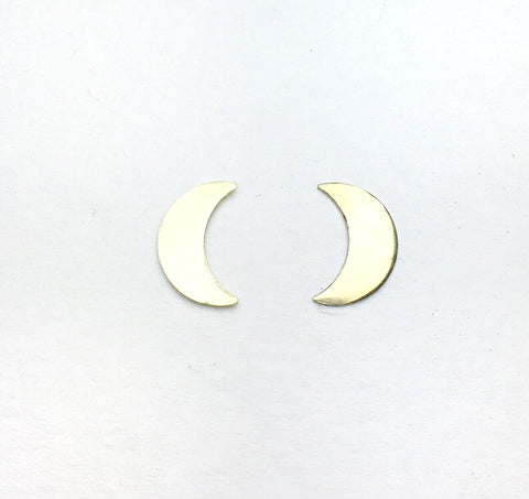 Moon Brass Stud Set